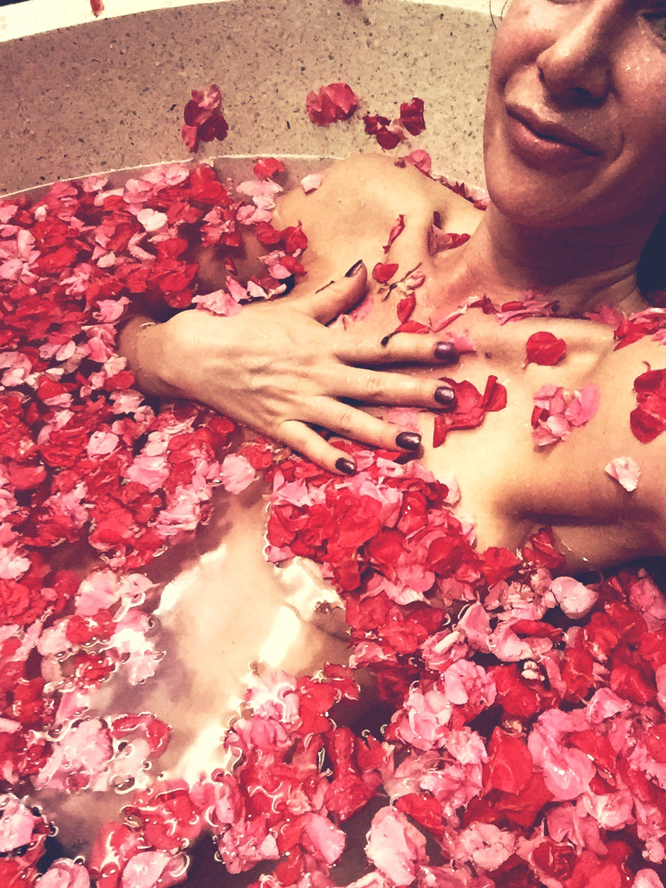 twin flame bath