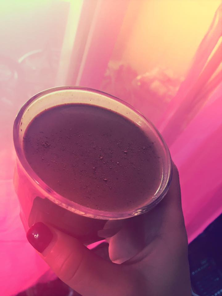 Twin Flame Attraction Recipe: Raw Cacao Elixir