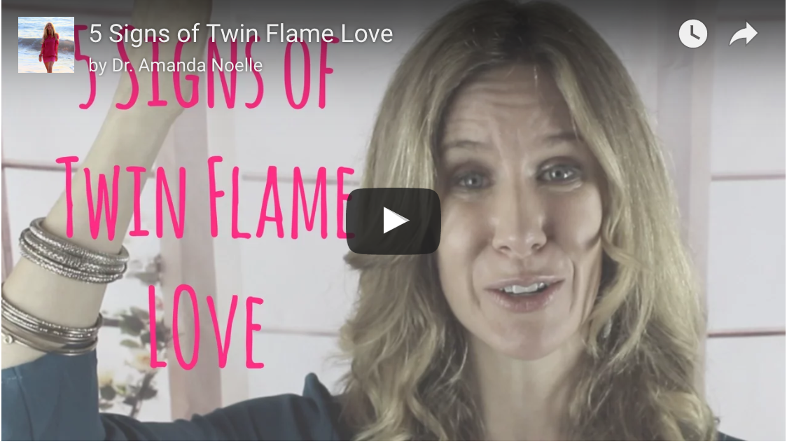 twin flame love signs | Dr  Amanda Noelle, The Twin Flame Matchmaker