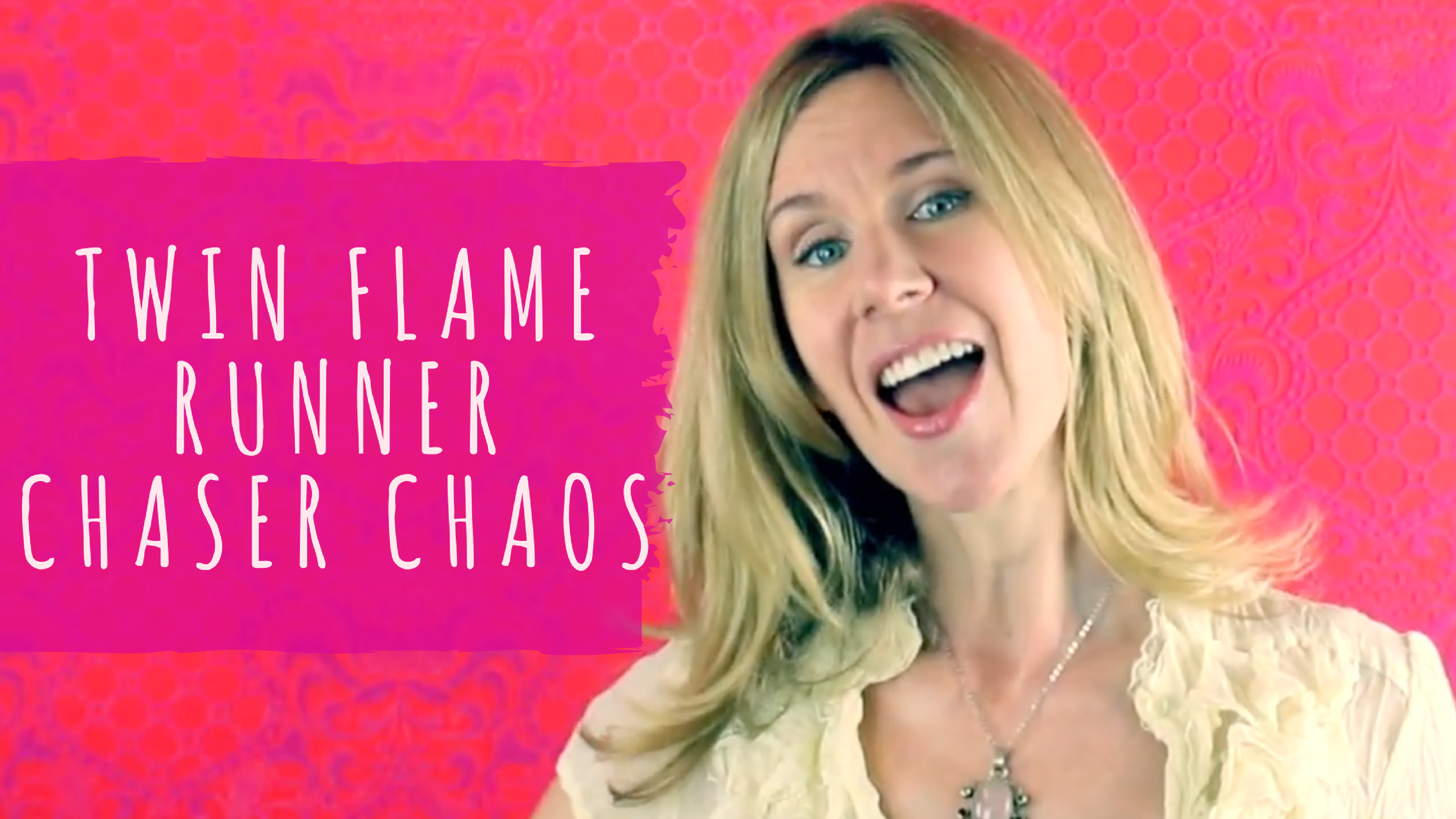 Twin Flame Runner Chaser Chaos, or Is it a Karmic Thing